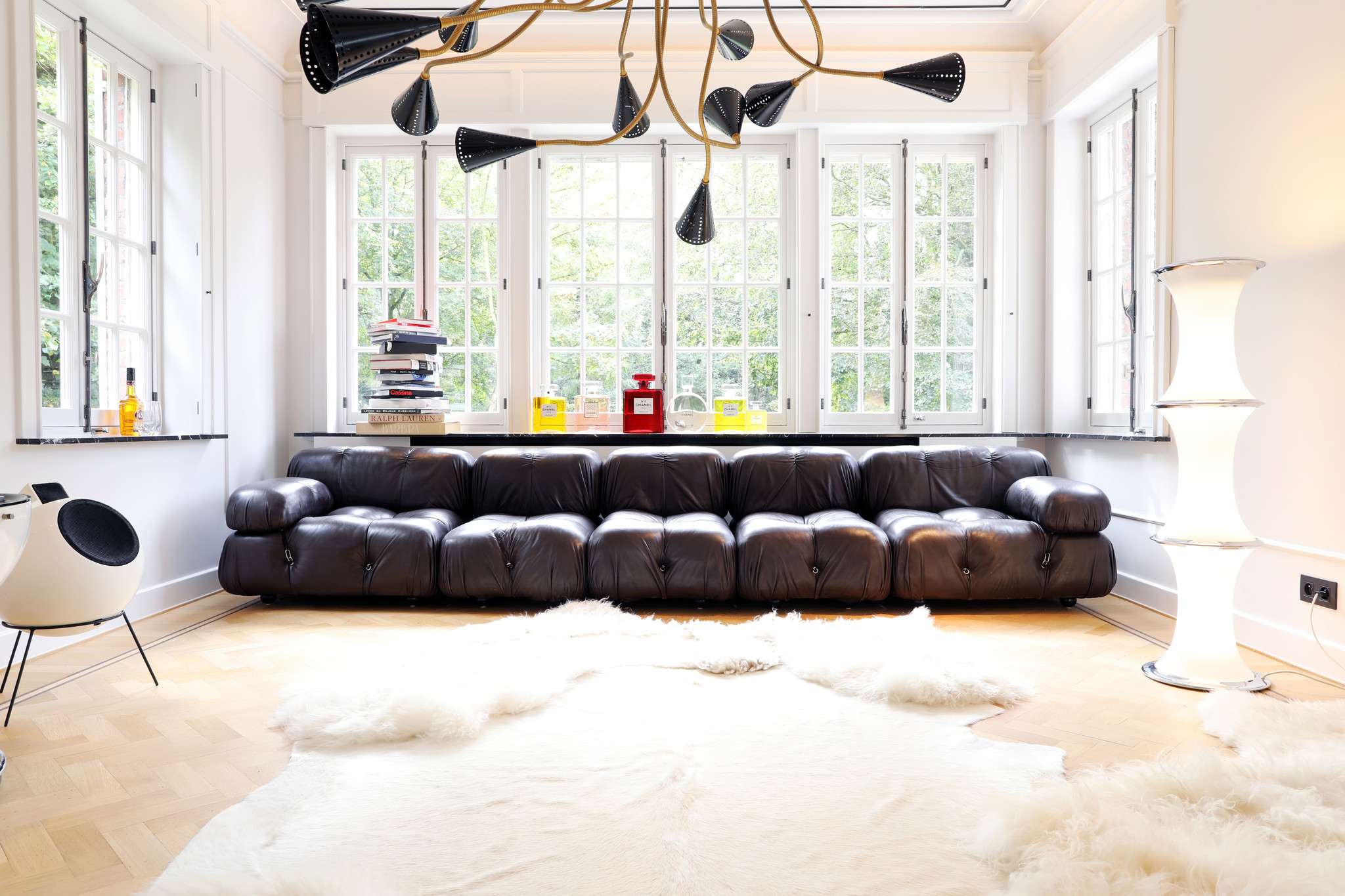 Vintage Camaleonda sofa designed by Mario Bellini for B&B Italia, 1971