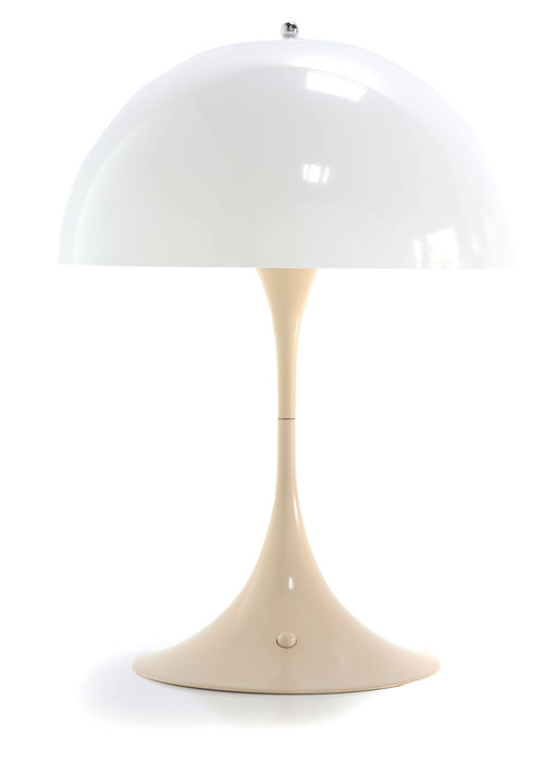 Verner Panton tafellamp