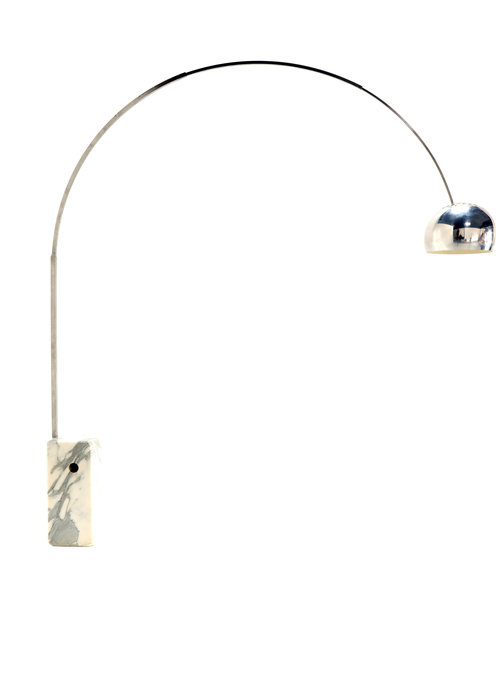 Vintage Flos arc lamp