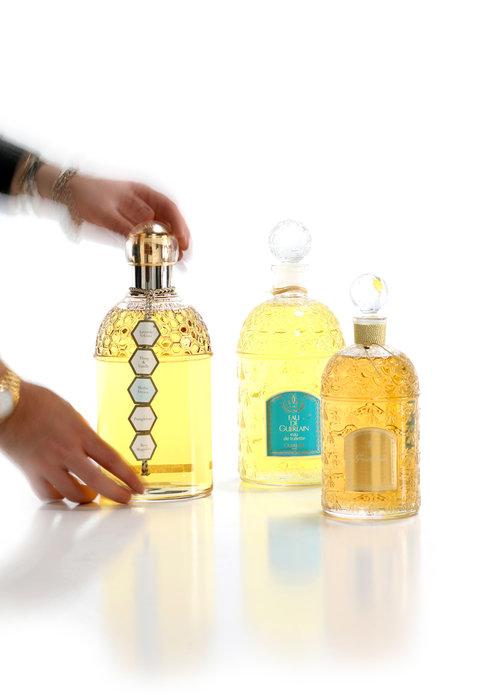 Guerlain perfume bottles