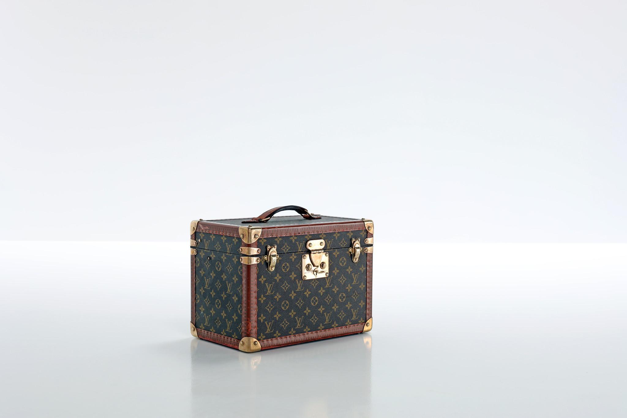 Beautycase Louis Vuitton monogram