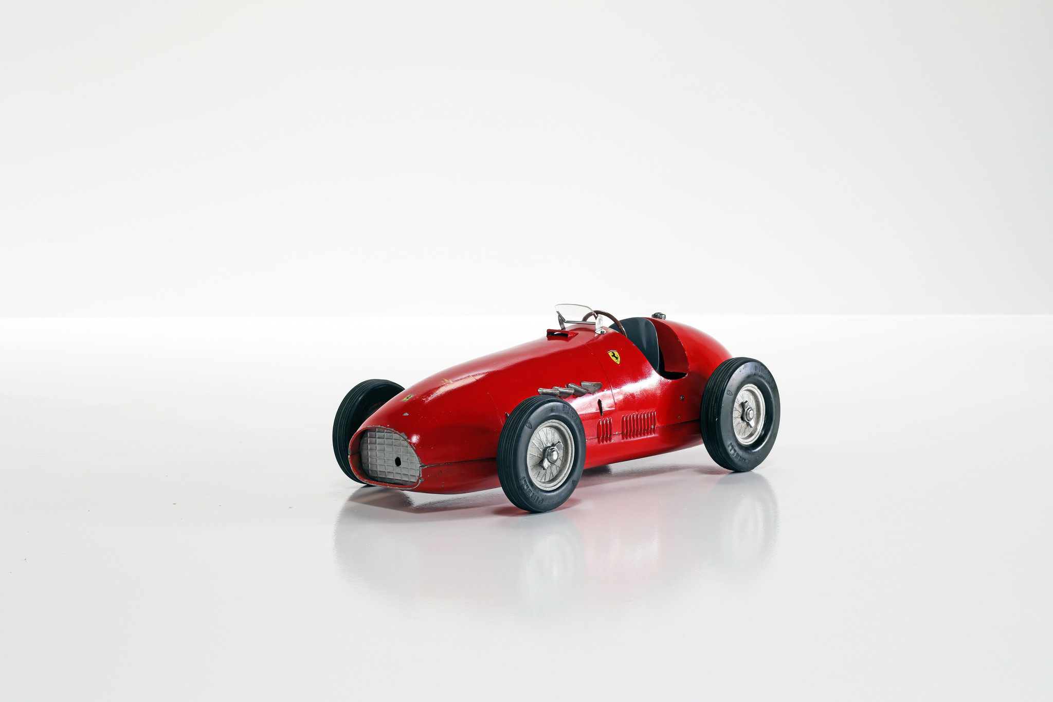 Ferrari F2 500  Toschi Marchesini, 1953