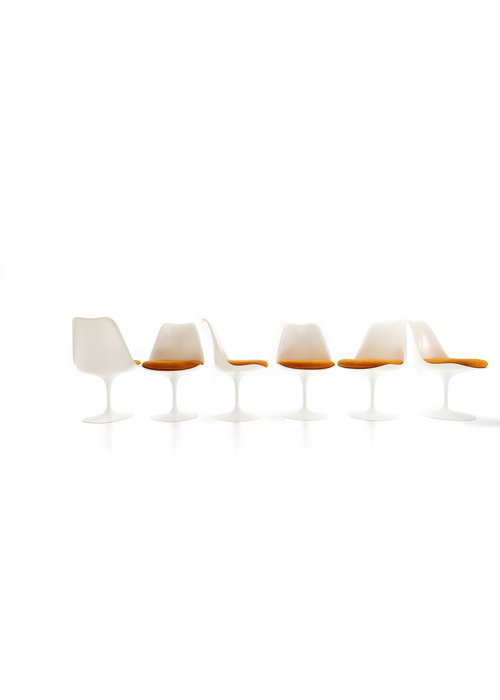 Knoll tulip chairs