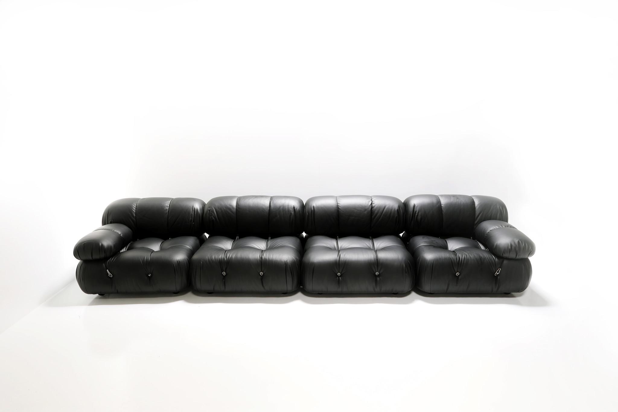 Camaleonda sofa ontworpen door Mario Bellini voor C&B/B&B Italia, 1971