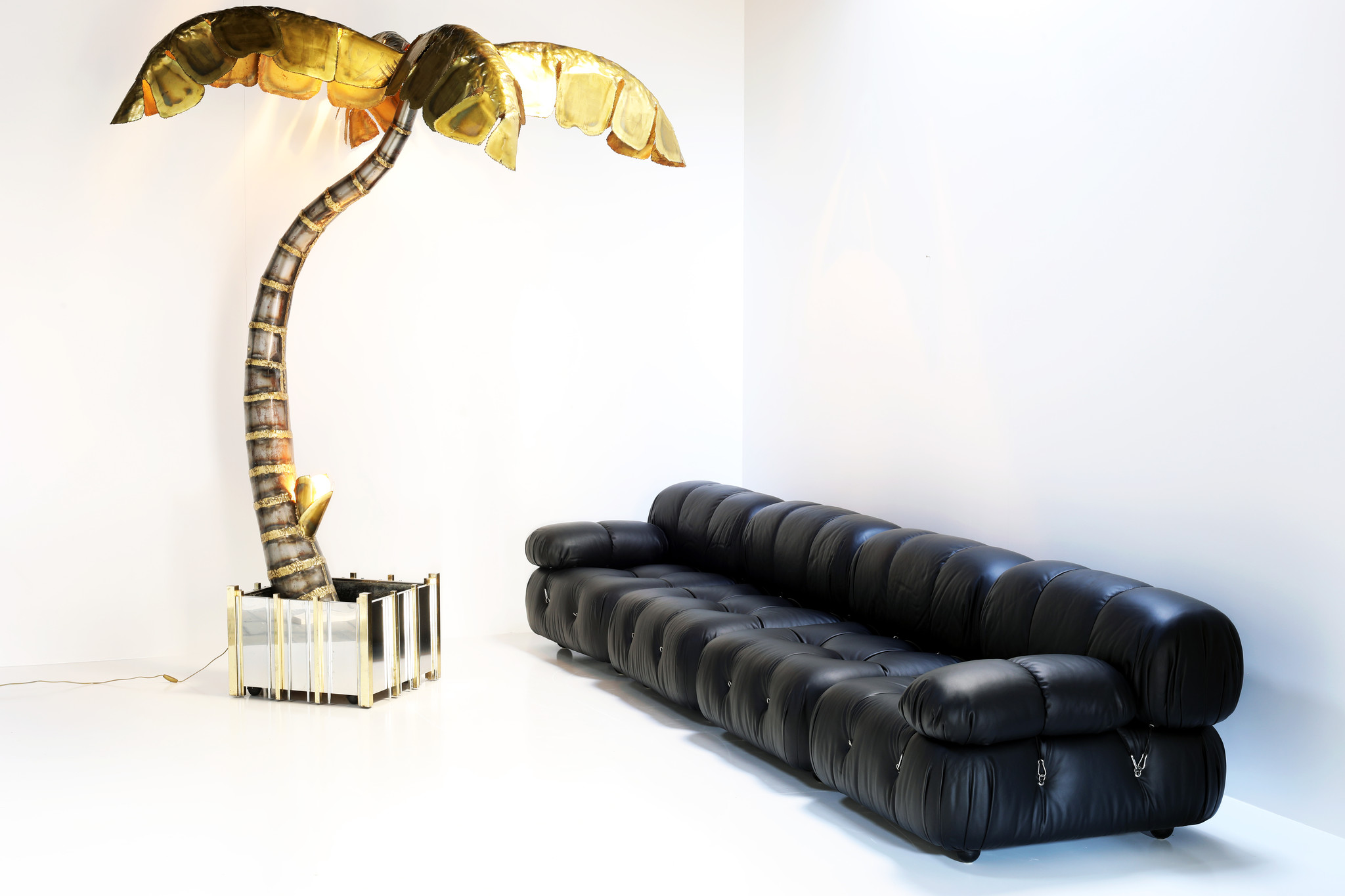 Camaleonda sofa designed by Mario Bellini for C & B / B & B Italia, 1971
