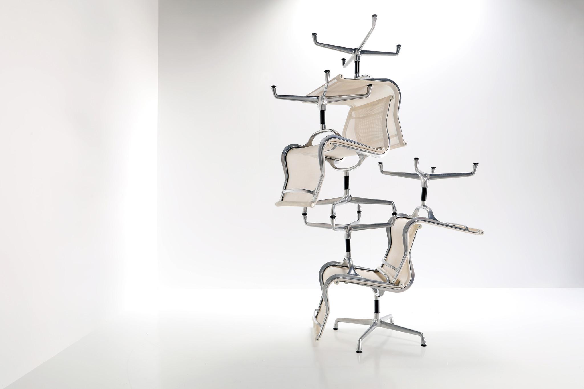 Charles Eames set