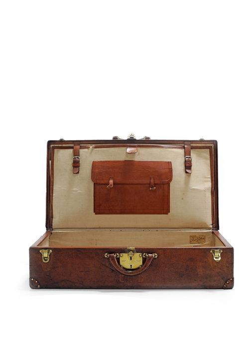 """Louis Vuitton """"expandable Suitcase"""""""