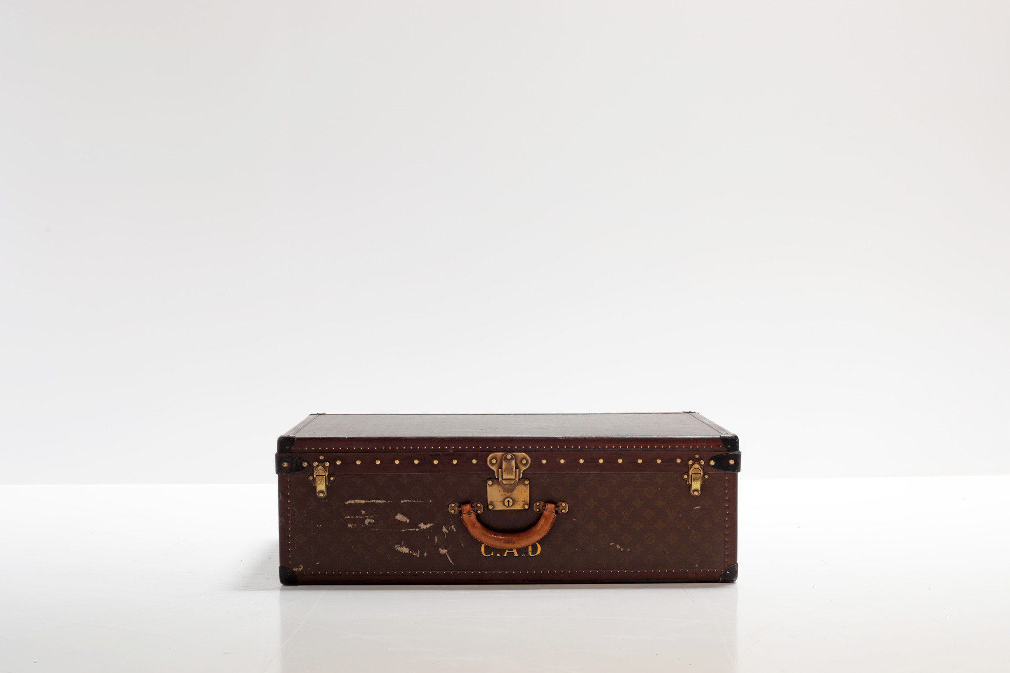 Louis Vuitton valies monogram circa 1940