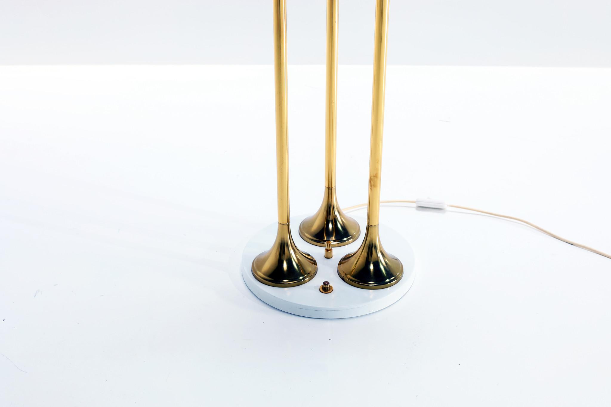 Targetti Sankey floor lamp, 1960s