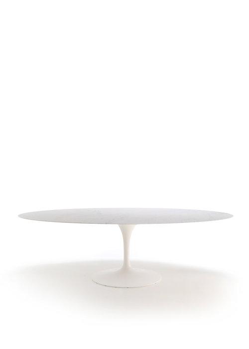 XL Oval Knoll Tulip table