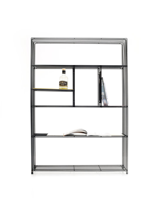 Bookshelf Tjerk Extra large