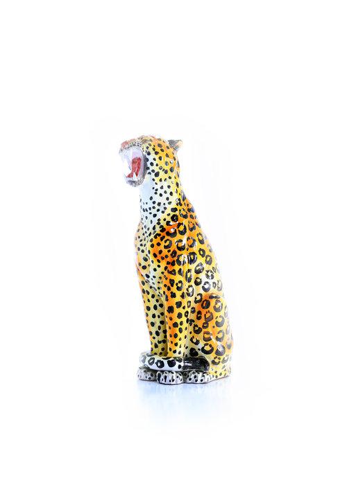 Ceramic Leopard, 1960's