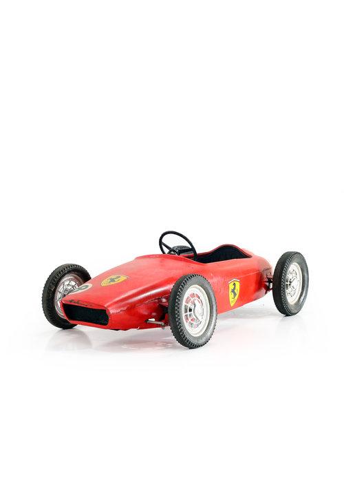 Pedal racecar, 1960's