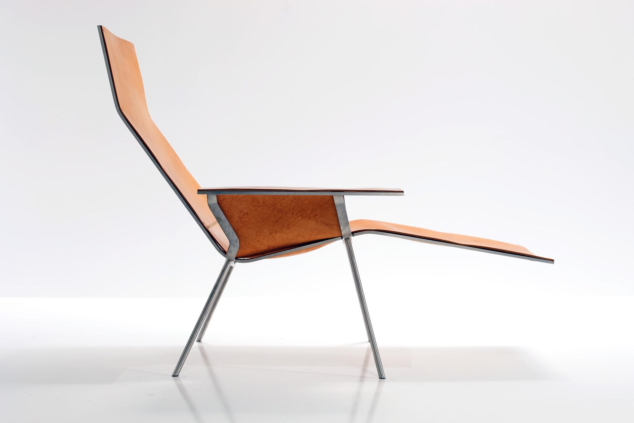 Maarten Van Severen Lounge chair for Pastoe, 2004