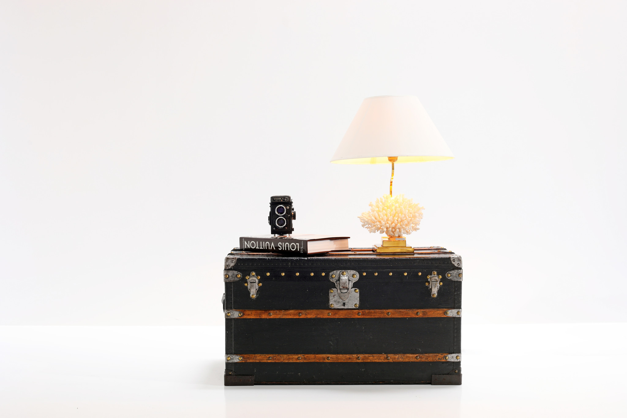 "Louis Vuitton Book ""The birth of modern luxury"", 2004"