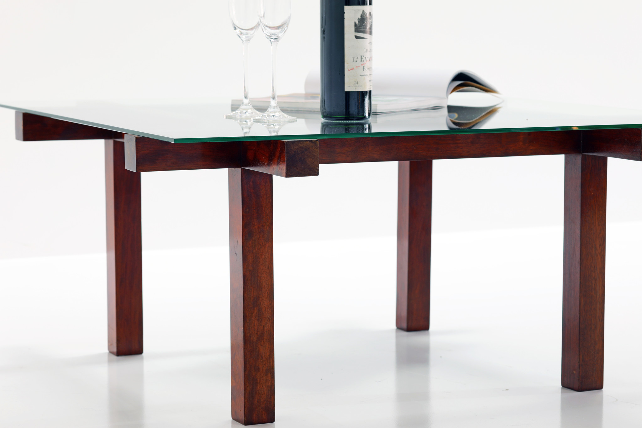 Alfred Hendrickx coffee table for Belform, 1960's