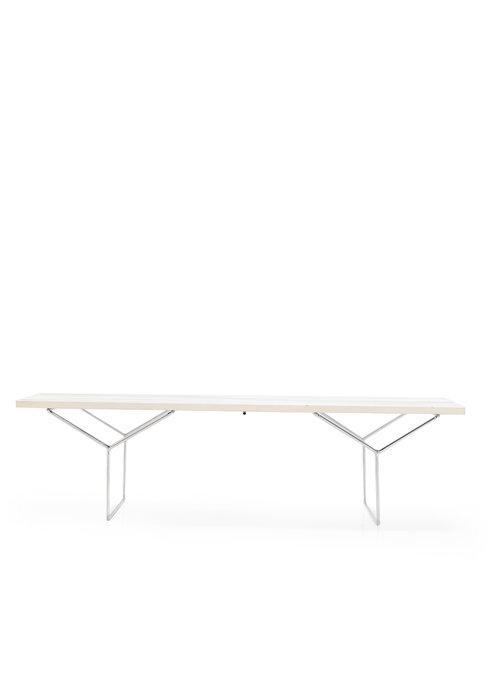 Bertoia bench van Harry Bertoia voor Knoll