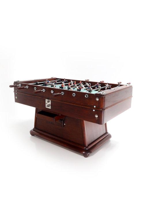 Vintage voetbaltafel