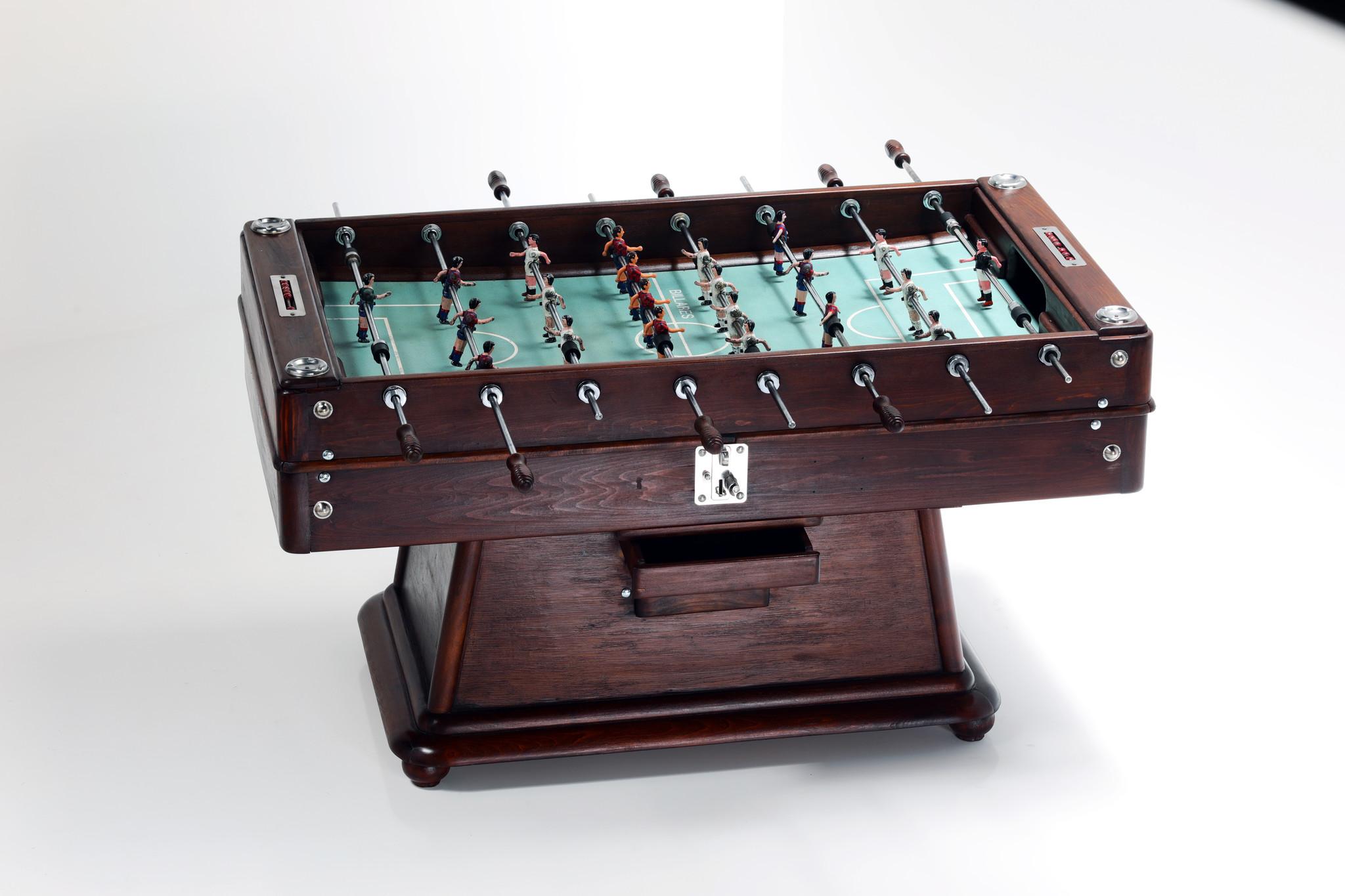 Vintage  football table 1950'S