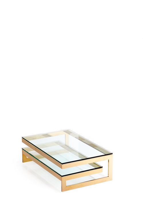Belgo Chrom G coffee table