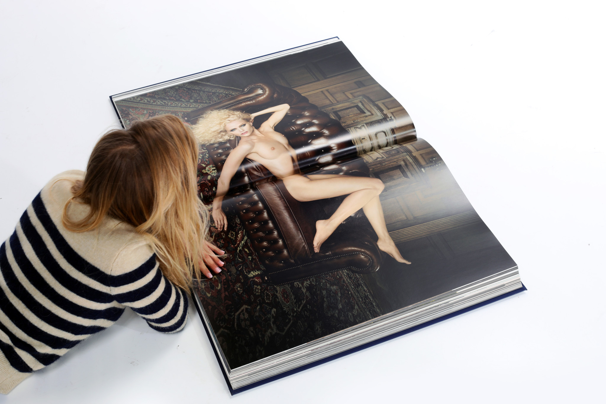 XXML coffee table book Marc Lagrange