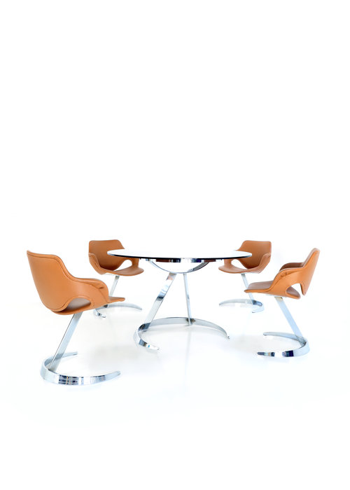 Boris Tabacoff dining set