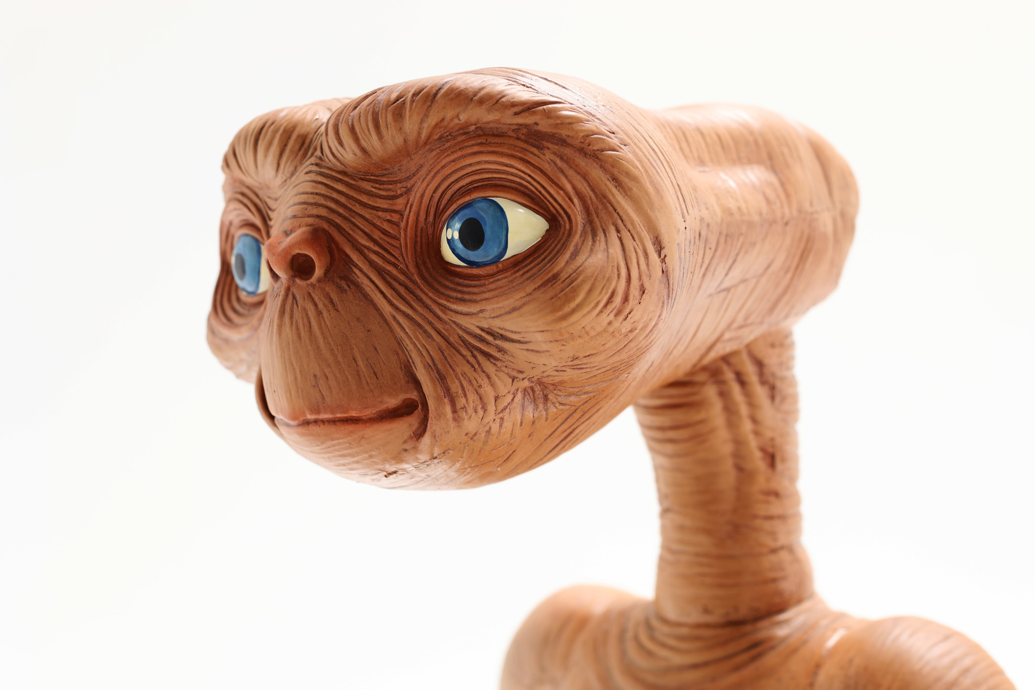 Original life-size ET produced by Universal studio for Neca