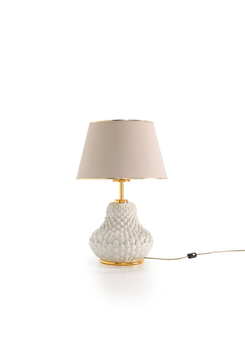 Ceramic table lamp 1960's