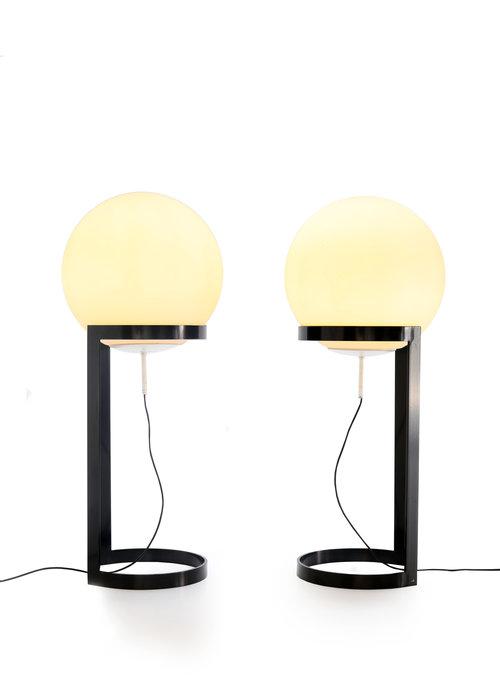 """""""Globe"""" floor lamps"""