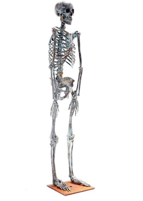 Skelet brons