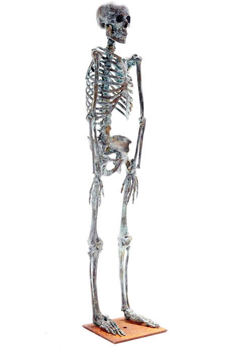 Skeleton bronze