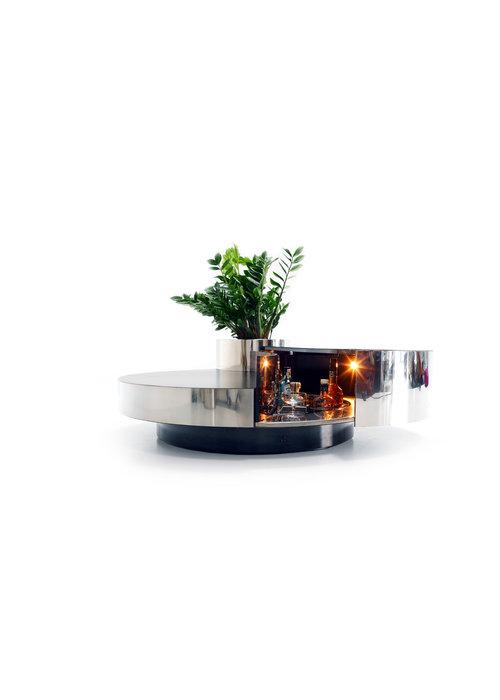 Massimo Papiri coffee table bar