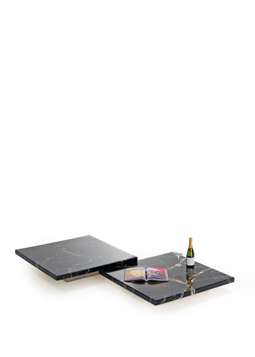 Low coffee table set