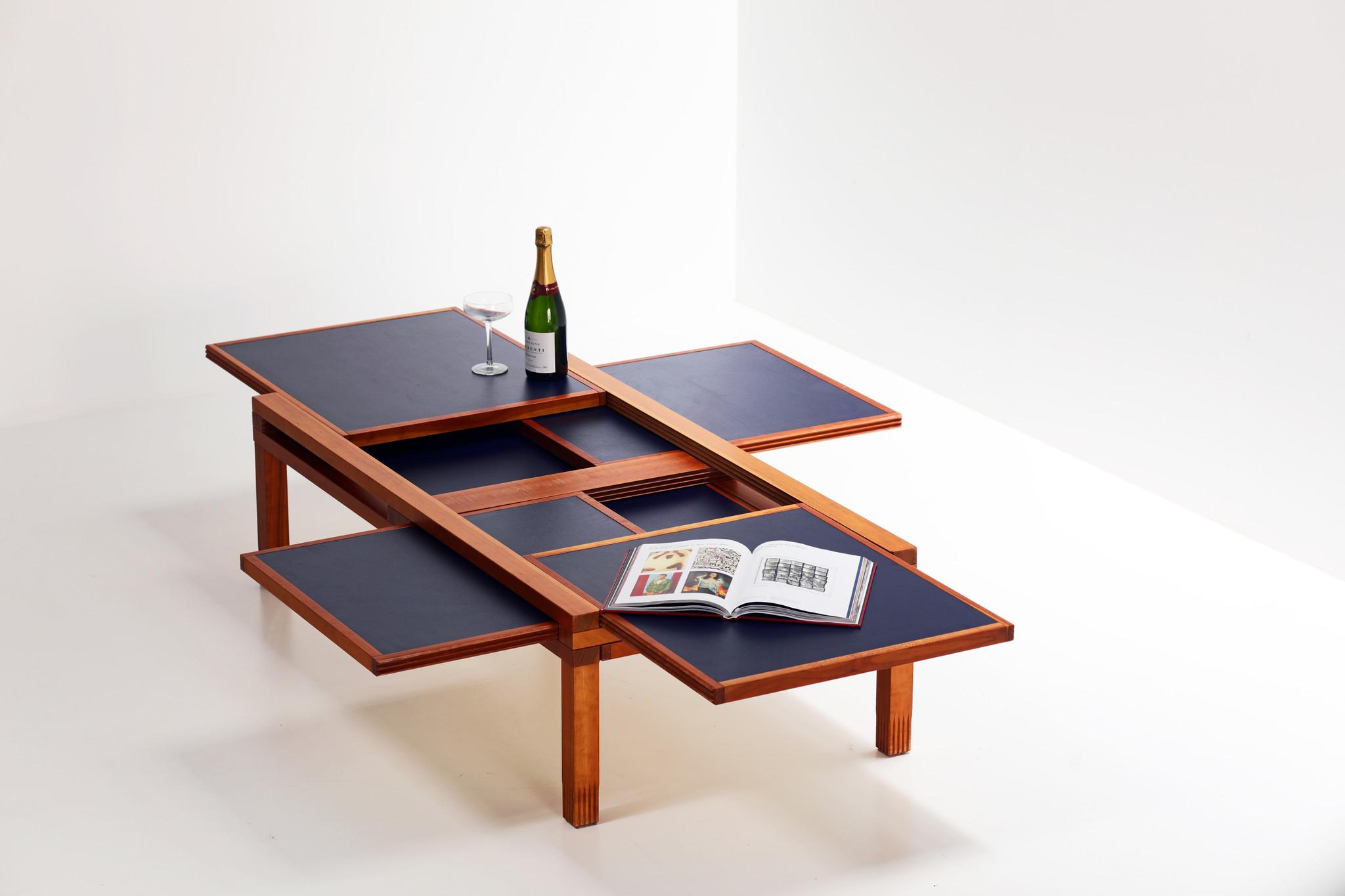 COFFEE TABLE BERNARD VUARNESSON 1979