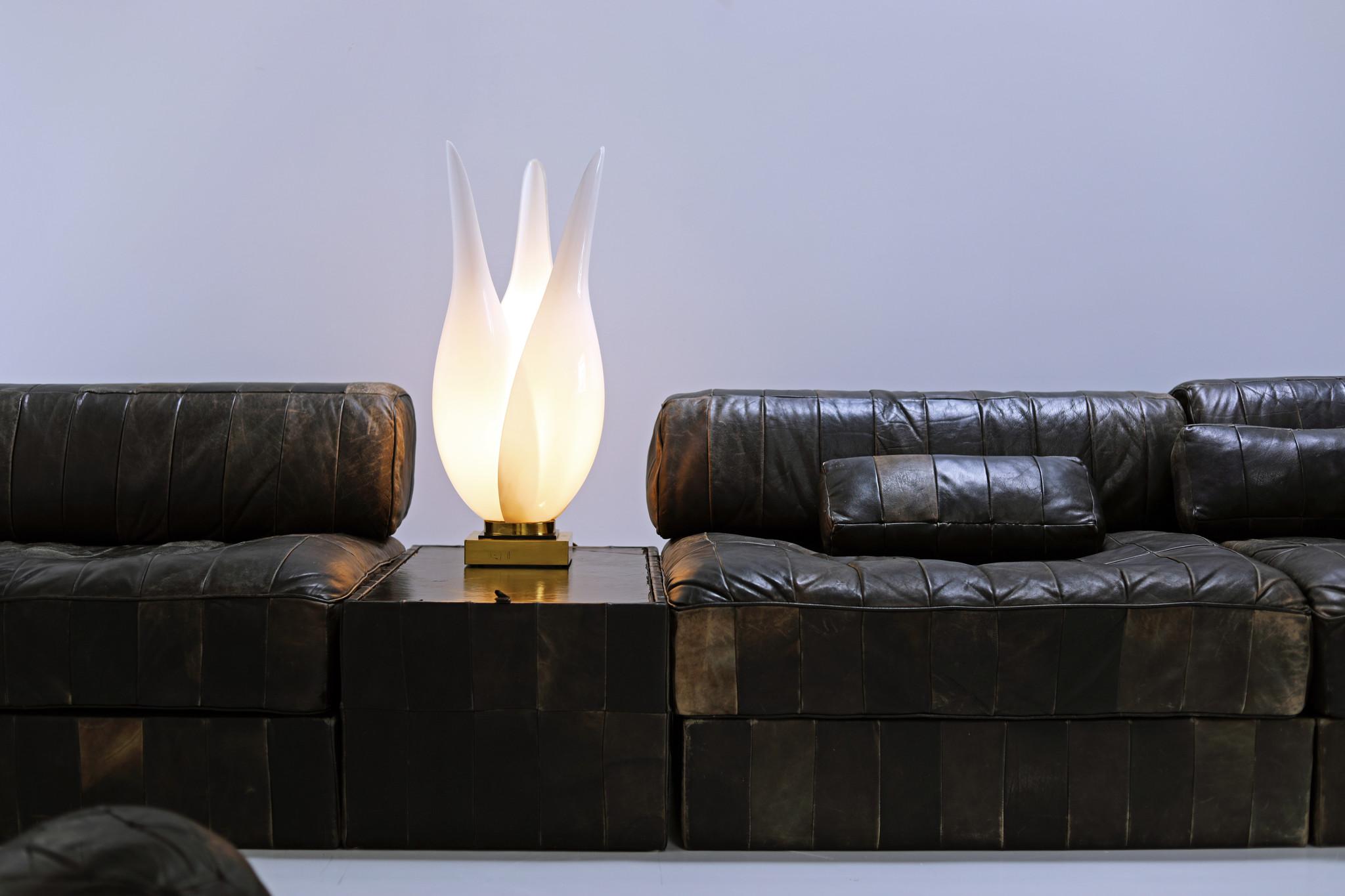 "Rougier Modernist ""Tulip"" Lamp"
