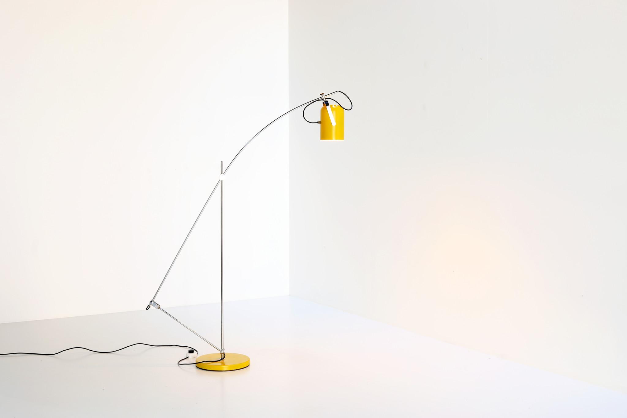 Gepo floor lamp, 1970's