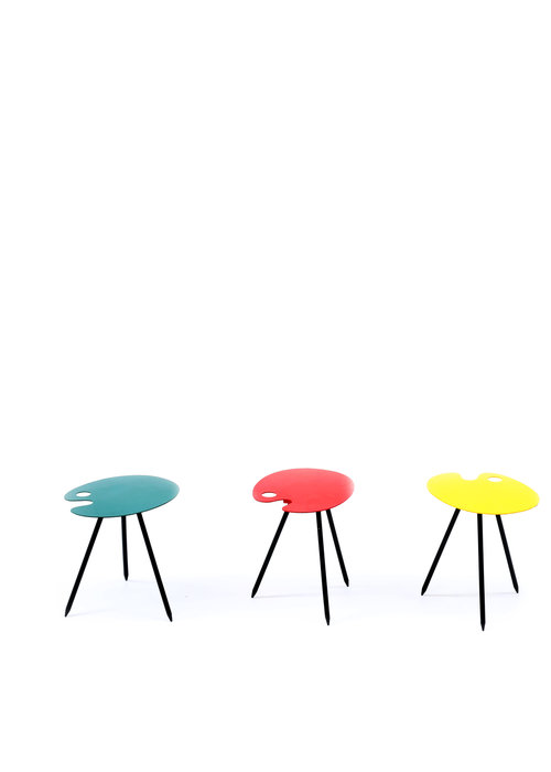 SIDE TABLES BY LUCIEN DE ROECK