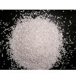 White Round Quartz Sand 0,3-0,8mm-25 kgs
