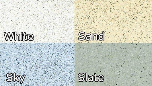 CRTE BasePak GFRC Beton Kleur