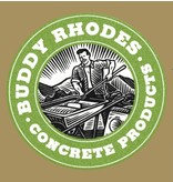 """Buddy Rhodes """"Alledaagse toepassingen van Design Beton"""""""