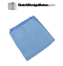 King Microfiber cloth - Blue