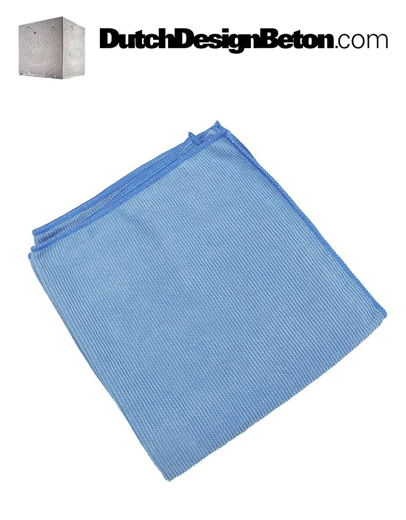 King Microvezel doek Blauw