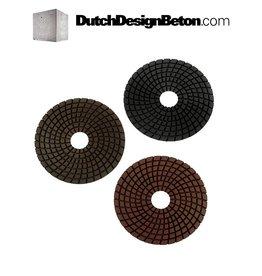 StoneTech StoneTech Combo Pack Diamond polishing pads