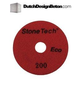 StoneTech StoneTech Diamant-Schleifpad 200