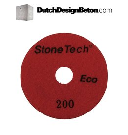 StoneTech StoneTech Diamant Schuurschijf 200 (Middel)