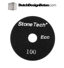 StoneTech StoneTech Diamond polishing pad grit 100 (coarse)