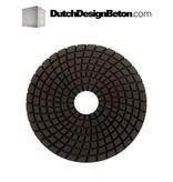StoneTech StoneTech Diamant Schuurpad korrel 100 voor machine (Grof)