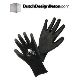 DutchDesignBeton.com PU-FLEX Protective Glove