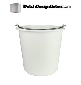 DutchDesignBeton.com Emmer wit