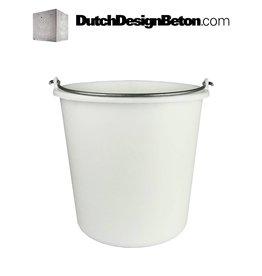 DutchDesignBeton.com White Bucket